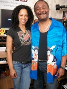 """Comedian Nacole Williams Guest Hosts """"Mornng Coffee with Mario"""""""