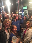 April meeting at  408 Bar and Grille