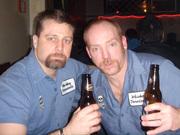 Railbender with Legendary Rock Drummer Leo P. Love