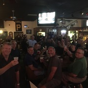Arena Sports Bar June Erie Beer Society Meeting