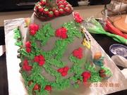 Fraggle Rock cake