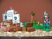 TONITO'S Piratecake