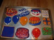Birthday cookies 3