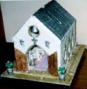 Church dummy cake