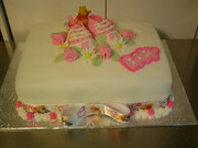 Baby Shower Cake contest.