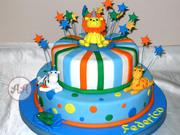 Tortas Infantiles - Children´s Cakes
