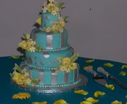 NIDIAN WEDDING CAKE