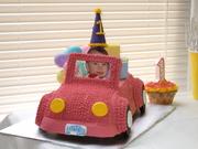 Convertible Bug Cake