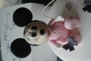 Mini Mouse topper