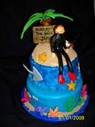 Diver Boys Birthday