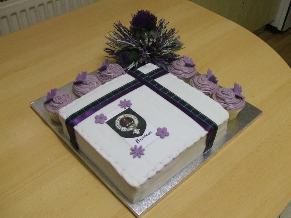 Scottish Birthday