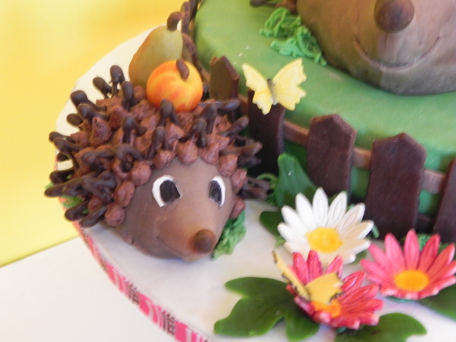 Baby Hedgehog (detail)