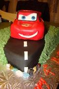 car cake 004