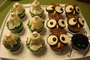 Halloween Cupcakes pics 012