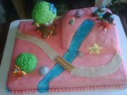 dora cake1