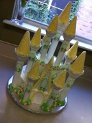 Savannah 5th bday cake