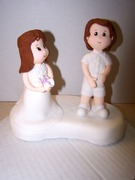 Modelling Cake Toppers