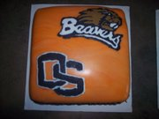 OSU cake for Church Fundraiser