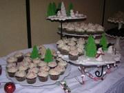 Winter cake contest