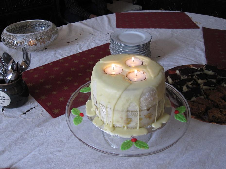 candle cake 005