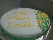 Danielles bday cake 2
