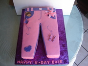 Pants cake