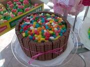 EasterandThanksgiving cakes
