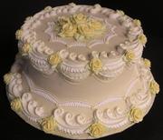 """Victorian Ruffle & Roses"""