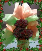 Tuscan Flowers Cookie Bouquet