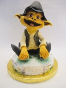 Goblin cake