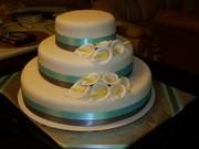 Blue & Platinum Wedding 2