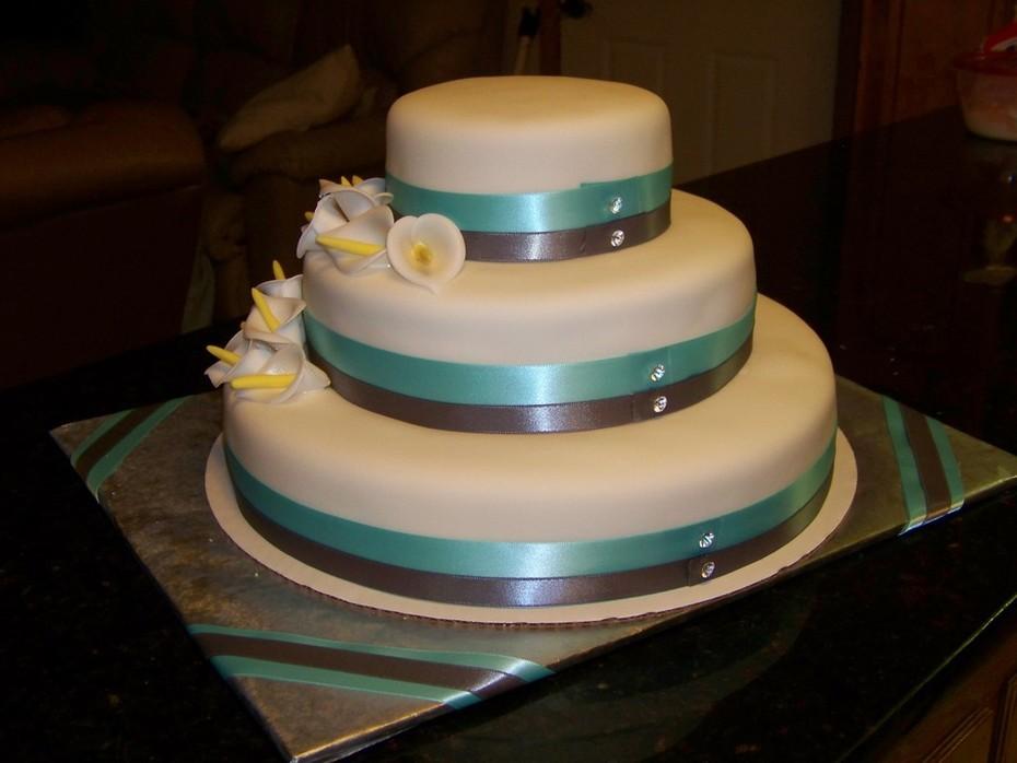 Blue & Platinum Wedding 5