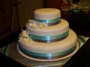 Blue & Platinum Wedding 6