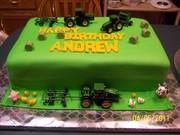 Andrews 1st Birthday Cake 010