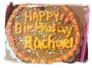 Rachael cookie cake