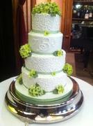 Brann Wedding Cake
