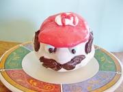 Mario Cake-ball
