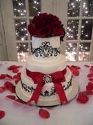 Martin and Jennifer's cake