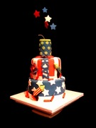 Fourth of July Cake Contest