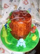 Animal Cake Contest