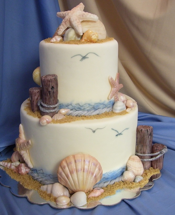 By the Sea cake contest 831