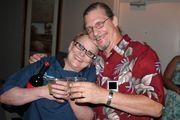 Julie Bashore and Joe Bawol