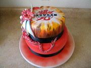Bakugan Cake 022