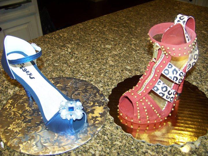 Sexy sugar shoes