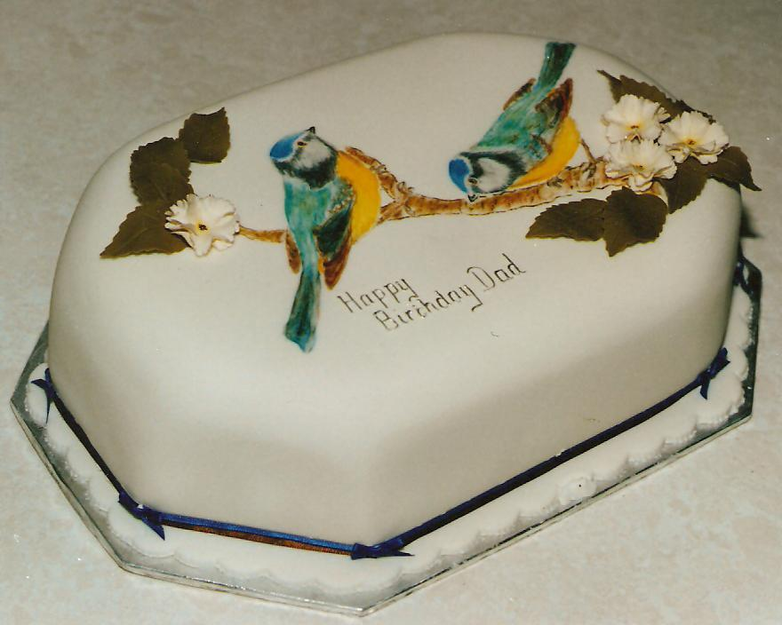 Dads Birthday Cake