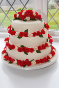 Dons Wedding Cake