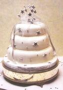 Ians wedding cake