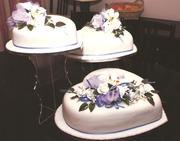 Sam's Wedding Cake