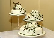 Wendy's Wedding Cake