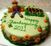 TAG 1025  fall cake contest - 1025F